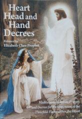 Heart Head and Hand Decrees