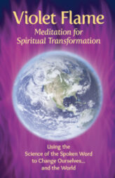 Violet Flame Meditation for Spiritual Transformation