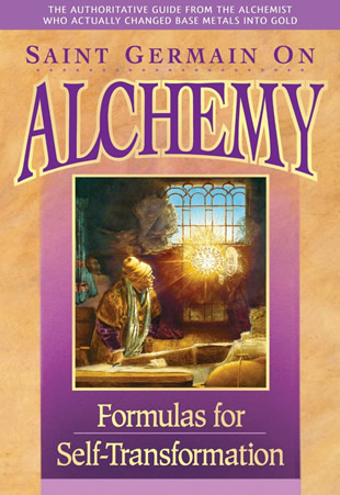 Saint-Germain on Alchemie