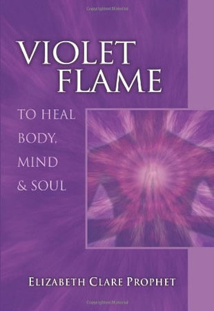 Violet Flame - To heal Body, Mind & Soul