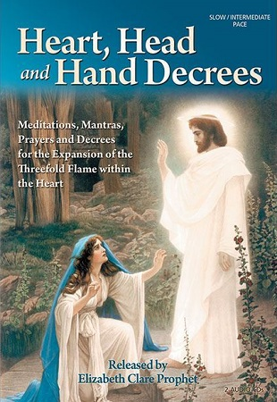 Heart, Head and Hand Decrees , Expansion of the Threefold Flame