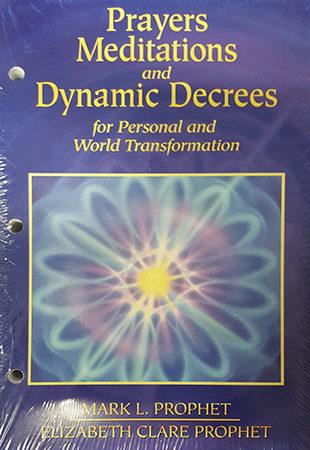 Prayers Meditation and Dynamic Decrees