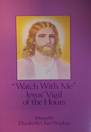 Watch with me Jesus book
