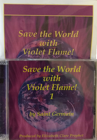 Save the world with the Violet Flame