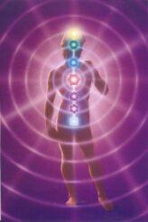 Seven Energy Centers
