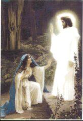 Tweelingzielen Jezus en Maria Magdalena