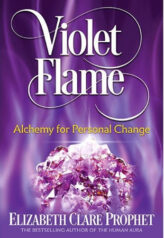 Violet Flame Alchemy for Personal Change
