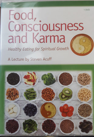 Food, consciousness and karma