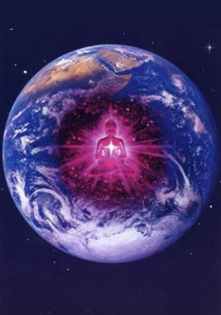 Buddha Central Earth